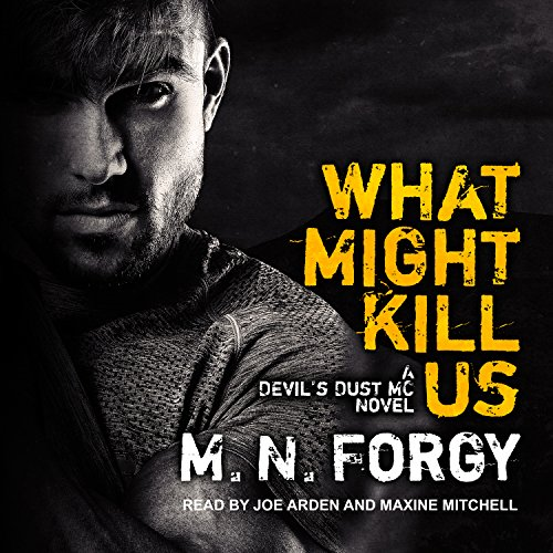 What Might Kill Us cover art