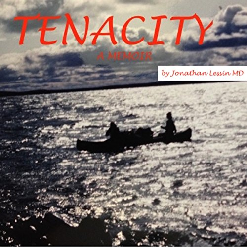 Tenacity audiobook cover art