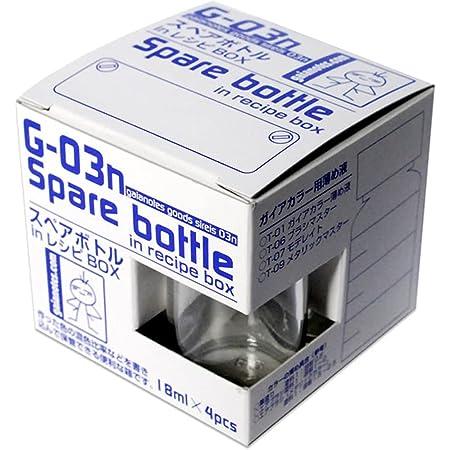 スペアボトル in レシピ BOX