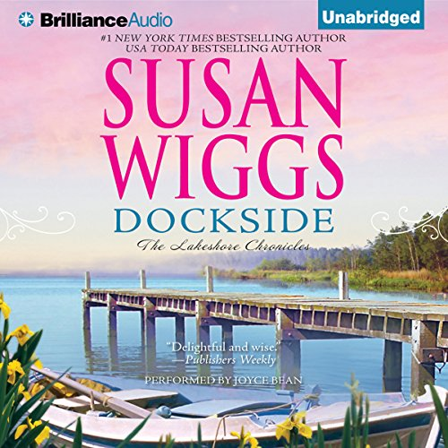 Dockside audiobook cover art