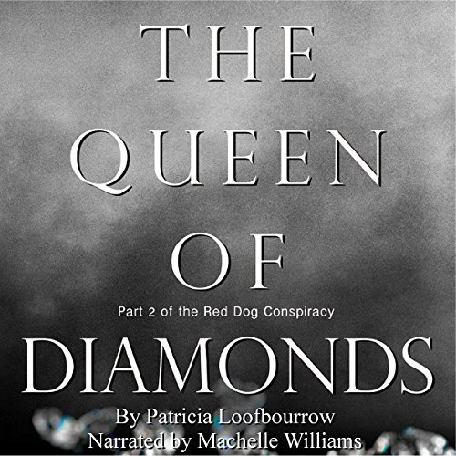 The Queen of Diamonds audiobook cover art