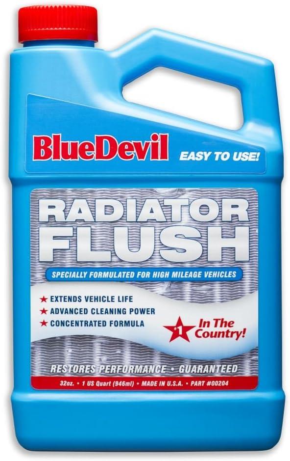 Blue Devil 00204-6PK Sales Radiator Flush - 32 6 Reservation of Pack Ounce