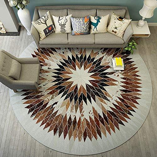 Miwaimao - Alfombra para salón, dormitorio, cocina, patio, jardín, mesa de café, sillón, cesta, 120 cm, 200 cm