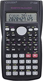 Double Lines Display Statistical Scientific Math Calculators with STAT-Data Editor(1pc)