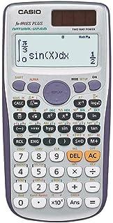 آلة حاسبة بيانية وتقنية بلس من كاسيو FX-991ES