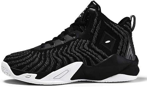 Hy Mens Schuhe, 2019 Frühjahr Fall Neue Lace-Running Schuhe, Light Soles Comfort Breathable Turnschuhe Radschuhe,a,42