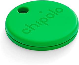 Chipolo ONE (2020) - Loudest Water Resistant Bluetooth Key Finder (Green) photo