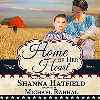 Home of Her Heart audiobook cover art
