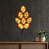 Wall Hanging Sconce Tea Light Candle Holder Stand Lantern for Home Decoration/ Candle Holder Stand for Wall/ Wall Candle Stand/Wall Lamp/Hanging Candle Holder/Diwali Decoration Items/Diwali Decor