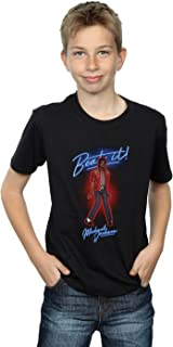 Michael Jackson Boys Beat It Smoke T-Shirt