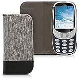 kwmobile Hülle kompatibel mit Nokia 3310 (2017) - Stoff