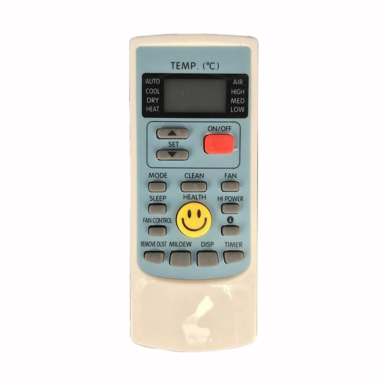 Meide AUX009 AUX Air Conditioning Remote Control for AUX YKR-H/008 YKR-H/009 YKR-H/012 YKR-H/209E Air Conditioner Remote Controller