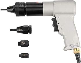 Pneumatisk riveter, luft riveter gun pullmutter automatisk pneumatisk nitmutter pistol verktyg m6 / m8, starkt drag arbets...