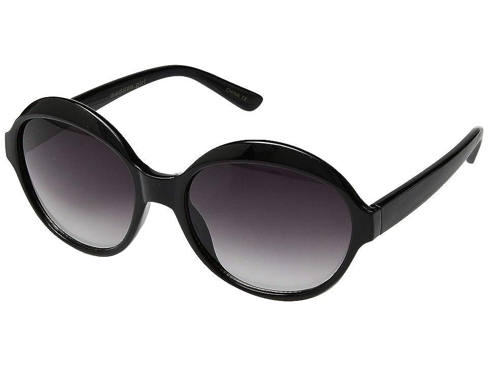 Steve Madden Madden Girl MG893106 (Black) Fashion Sunglasses