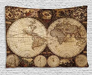 Best old style map Reviews