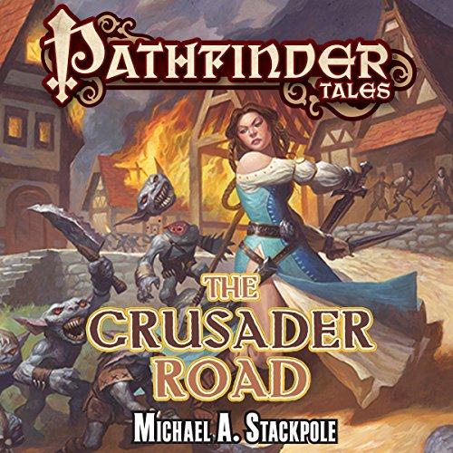 The Crusader Road cover art