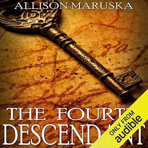 The Fourth Descendant audiobook cover art