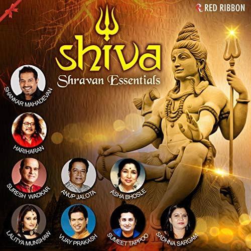 Shankar Mahadevan, Lalitya Munshaw, Vijay Prakash, Anup Jalota, Asha Bhosle, Hariharan, Sumeet Tappoo, Sadhana Sargam & Suresh Wadkar