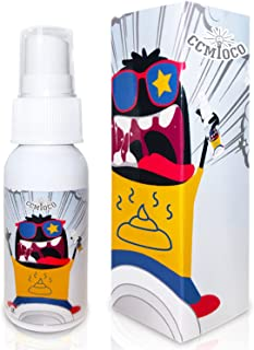 Extra Strong Stink - Non Toxic - Halloween April Fools' Day Props Highly Concentrated Odor Spray,Prank Stuff Gift for Adul...