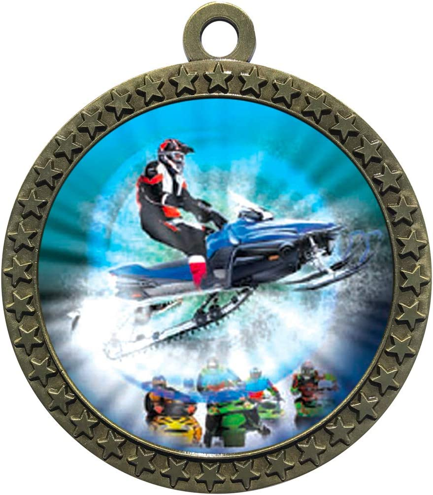 Superior Express Medals 1 to 50 Packs Gold Medal Trophy Mobile Charlotte Mall Snow Award