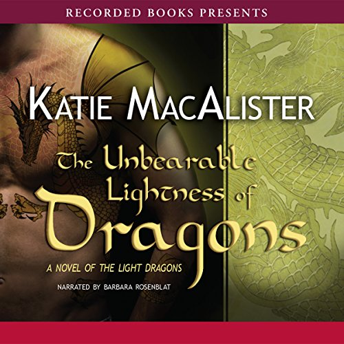 The Unbearable Lightness of Dragons audiobook cover art