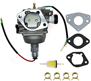 Qauick 32 853 12-S Carburetor Carb Kit with Gasket for Kohler 23 24 25 26 27 HP Motor Toro Lawn Tractor Replace OE#32 853 08-S 32 853 04-S 32 853 12-S