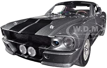 Greenlight 1967 Ford Mustang Custom Eleanor Gone in 60 Seconds 1/18 12909