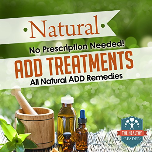 Natural ADD Treatments cover art