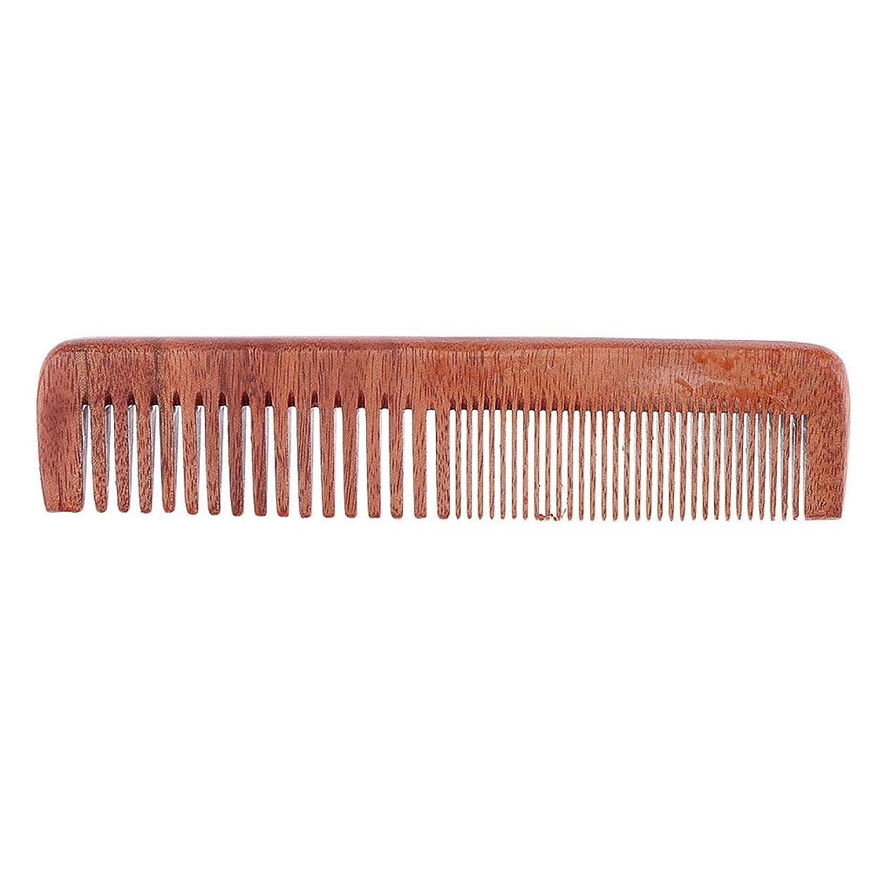 キュービックストレスの多い口実B Blesiya ヘアコーム 木製櫛 ヘアブラシ 帯電防止櫛