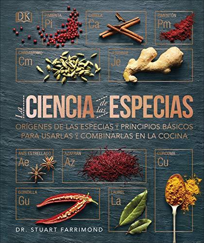 La ciencia de las especias (Cocina)
