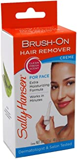 Sally Hansen Brush-On Facial Hair Remover (2 Pack)