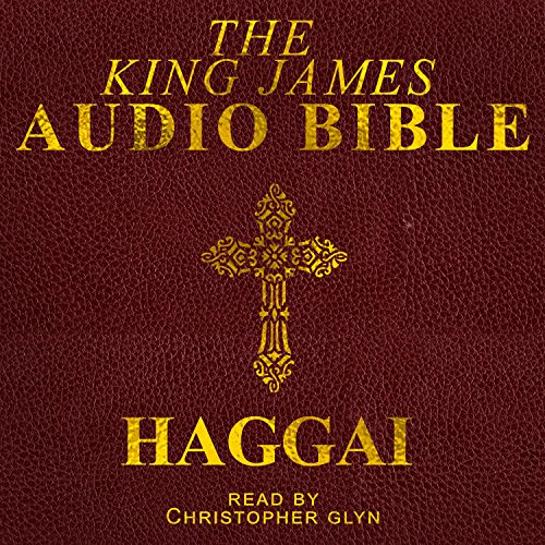 Haggai audiobook cover art