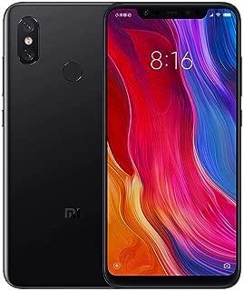 Xiaomi mi 8 RAM 6GB + ROM 64GB/128GB/256GB Snapdragon 845 MIUI9.5 SIMフリースマートフォン 本体 (グローバル版/日本語対応・Googleアプリ対応)