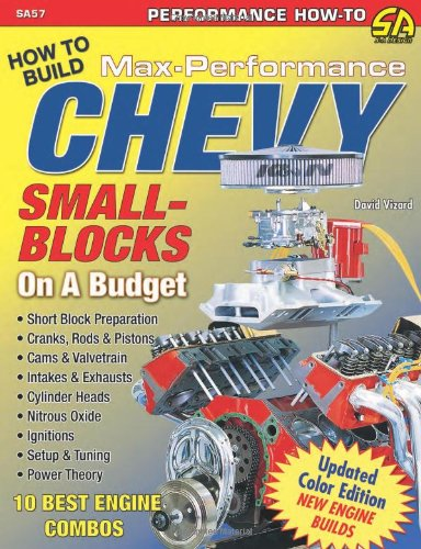 David Vizard's How to Build Max-Performance Chevy Small-Blocks on a Budget (Performance How-To)