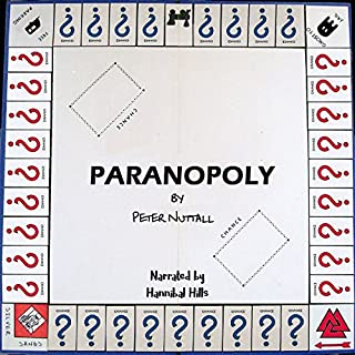 Paranopoly audiobook cover art