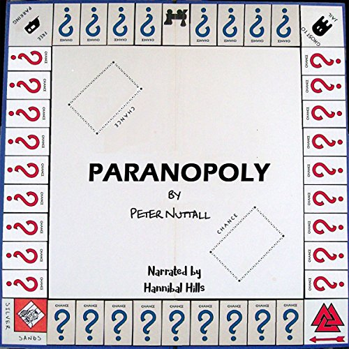 Paranopoly Audiobook By Peter Nuttall cover art