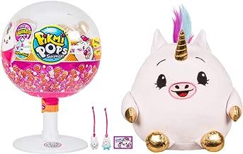 Pikmi Pops Dream the Stretchy Unicorn Jumbo Plush