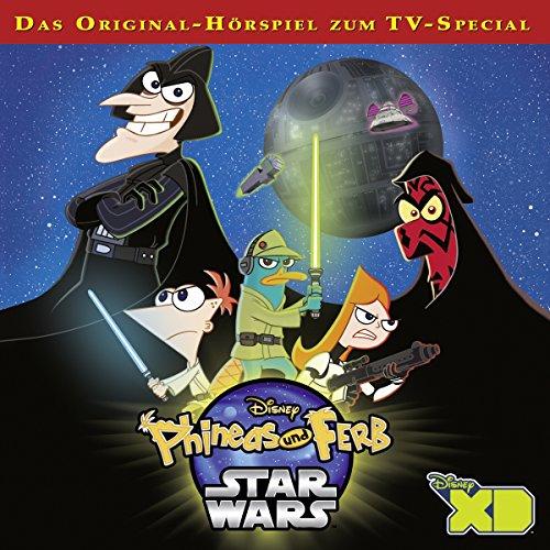 Phineas und Ferb - Star Wars Titelbild