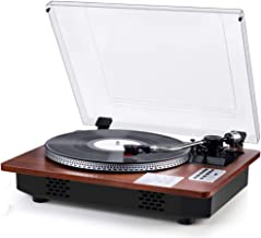 Best usb turntable record player Reviews