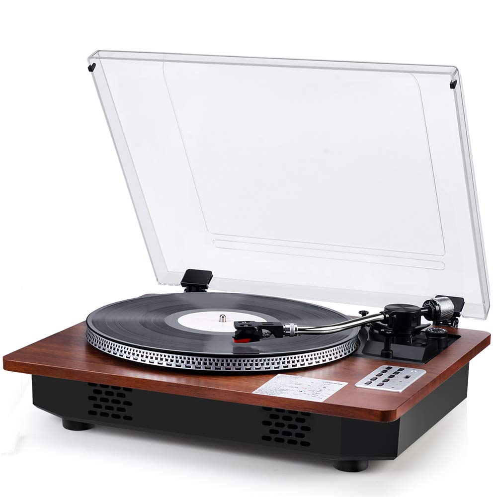Turntable Recording Professional Phonograph Automatic