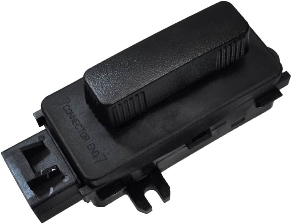 PT Auto Warehouse PSS-3896 - Seat Switch 6-Way with Power High National products material
