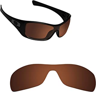 Alphax Polarized Replacement Lenses for Oakley Antix OO9077 - Multiple Options