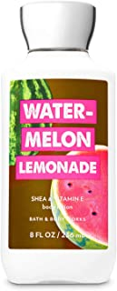 Bath and Body Works Signature Collection WATERMELON LEMONADE Super Smooth Body Lotion 8 fl oz / 236 mL