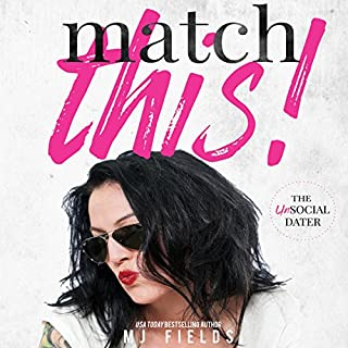 Match This! audiobook cover art