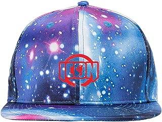 Unisex Impressions and Parodies Starry Sky Hat Baseball Golf Ball Rap Hip Hop Dad Caps Blue