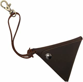 triangle coin purse