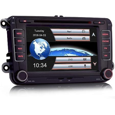 Ifrego 7 Zoll 2 Din Autoradio Für Volkswagen Seat Und Elektronik