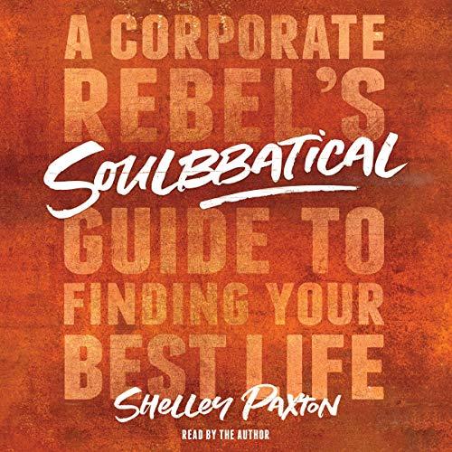 Soulbbatical audiobook cover art