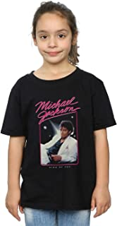 girls michael jackson shirt