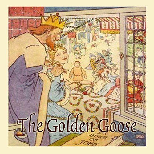 The Golden Goose audiobook cover art